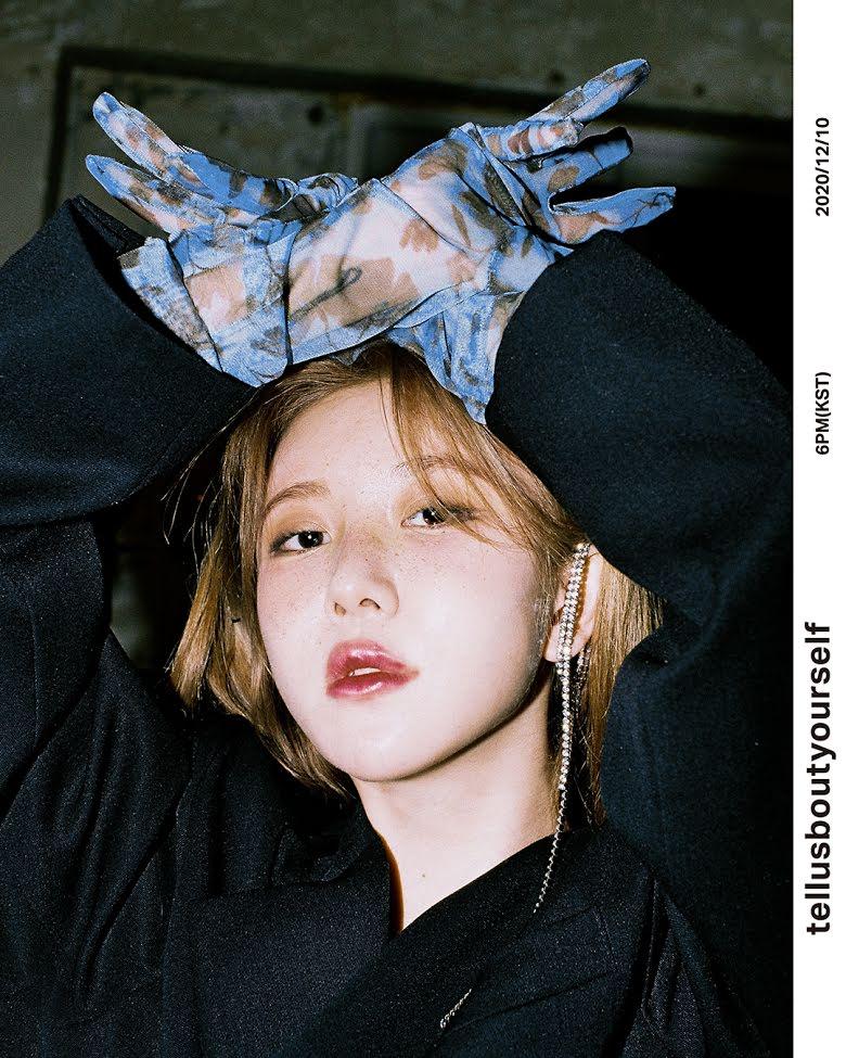 """Netizens expresan su malestar por el nuevo álbum de Baek Yerin """"tellusaboutyourself"""""""