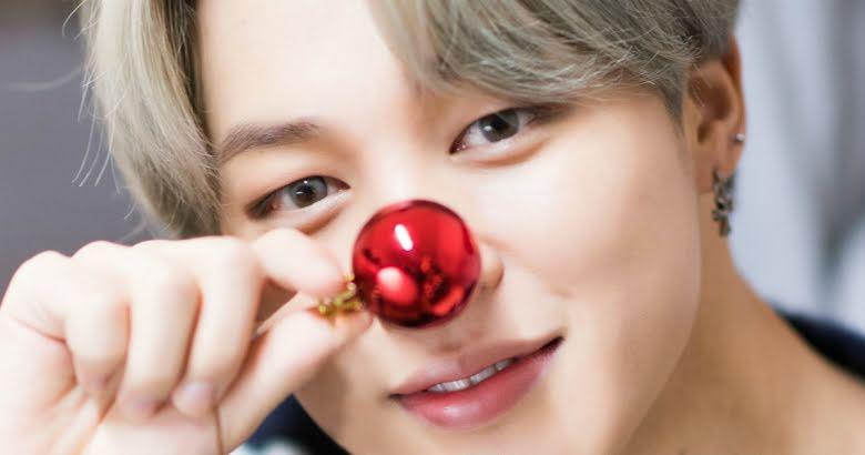 Jimin de BTS lanza una canción navideña