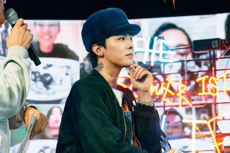 """G-Dragon revela cuál es el público al que está dirigido las zapatillas """"Paranoise 2"""""""