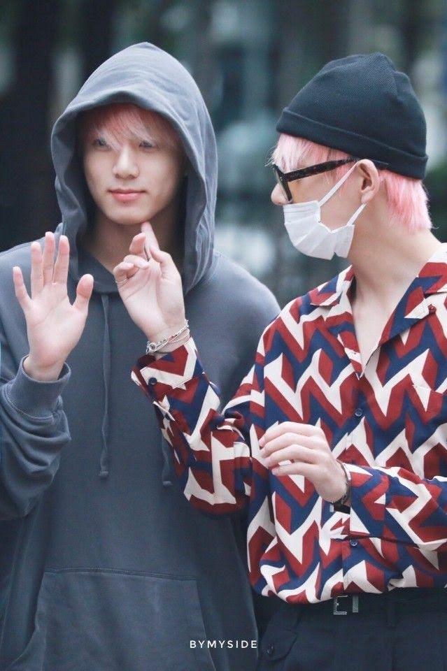 ¡BTS no puede evitar tocar a Jungkook! Estás imágenes lo comprueban