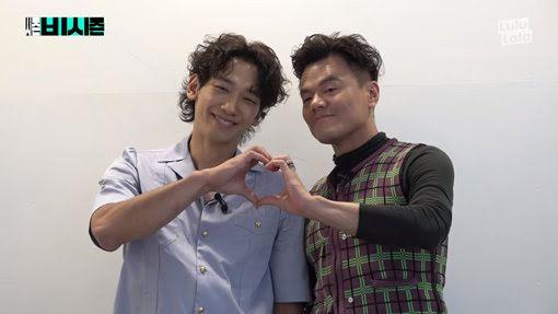 Netizens muestran su entusiasmo por el álbum de Rain y J.Y Park
