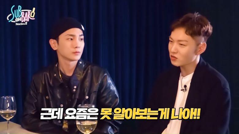 Changsub de BTOB revela porque no reacciona cuando ve a los grupos femeninos