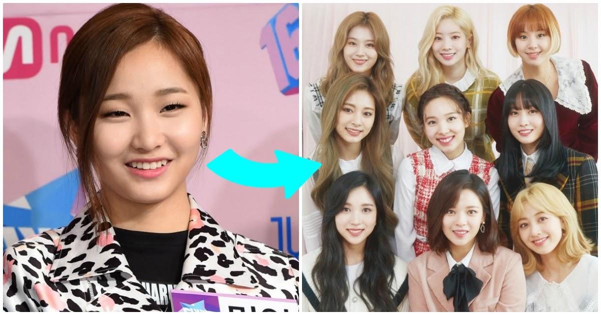 6MIX, un grupo de chicas en JYP Entertainment que casi debuta