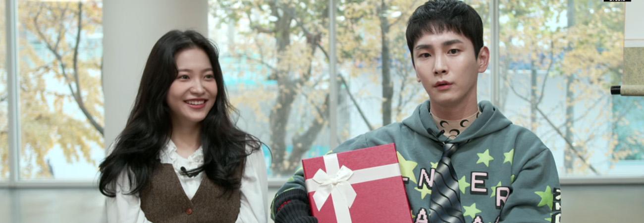 Yeri de Red Velvet revela por que usó tacones para visitar a Key de SHINee en su servicio militar