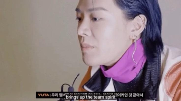 """Yuta de NCT resalta la participación de Johnny en """"Work It"""""""