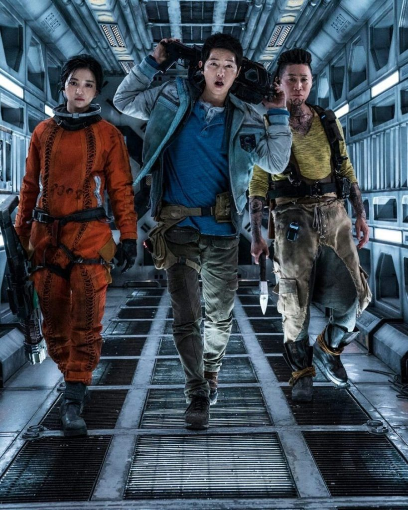 'Space Sweepers' revela nuevas imágenes antes de su estreno en Netflix