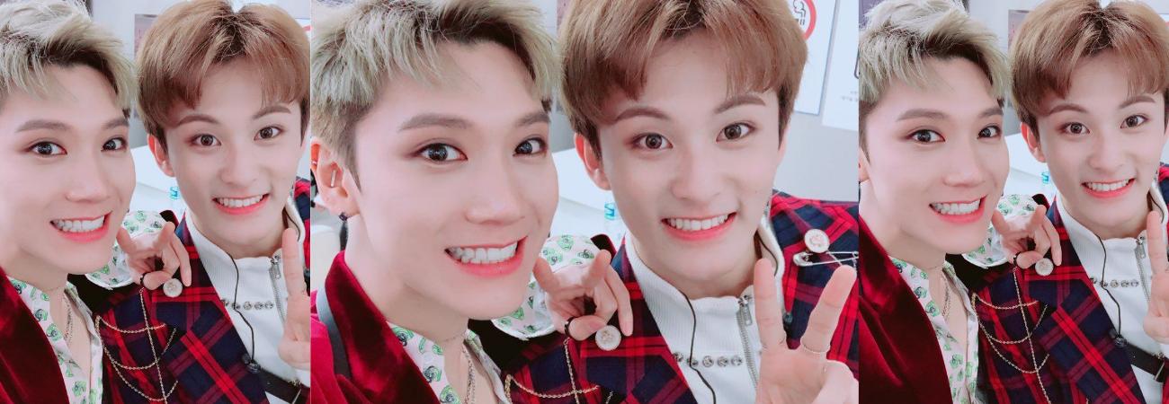Mark y Ten de NCT revelan los que han sido sus peores looks