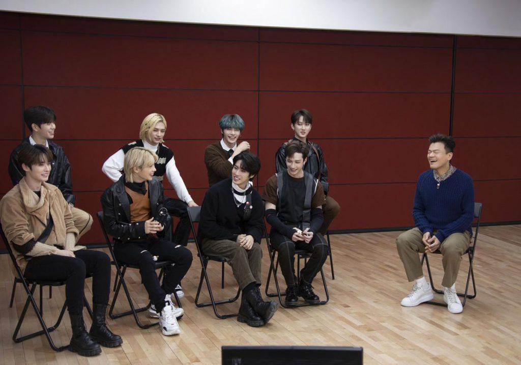 J.Y Park revela que estaba preocupado de mostrar una canción suya a este grupo de JYP Entertainment