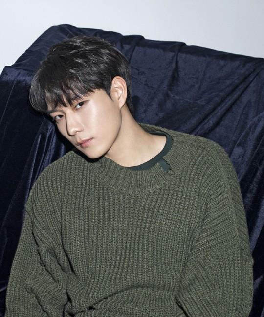 Actor Kim Young Dae es elegido como modelo de Samsonite Red