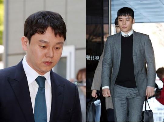 Seungri y Yoon In Seok han sido procesados también por cargos de agresión