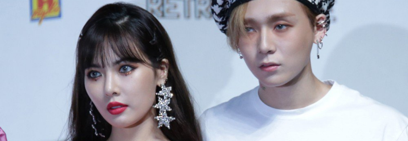 Se revela que Dawn participó en la realización del nuevo álbum de HyunA