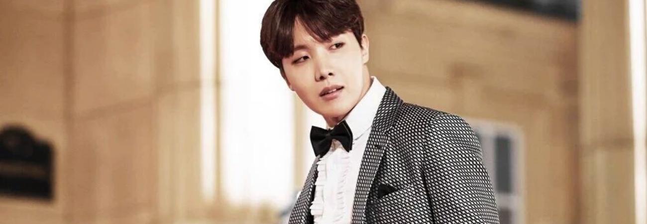 Por que J-Hope do BTS tem um anel de noivado?