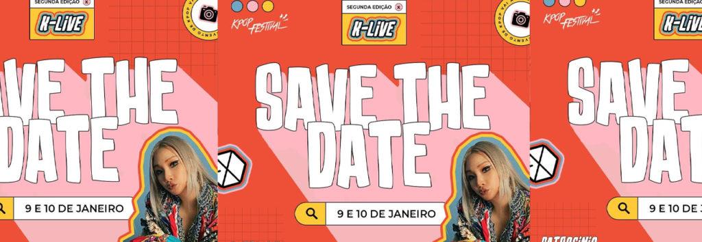 K-LIVE o evento que reúne os fãs brasileiros