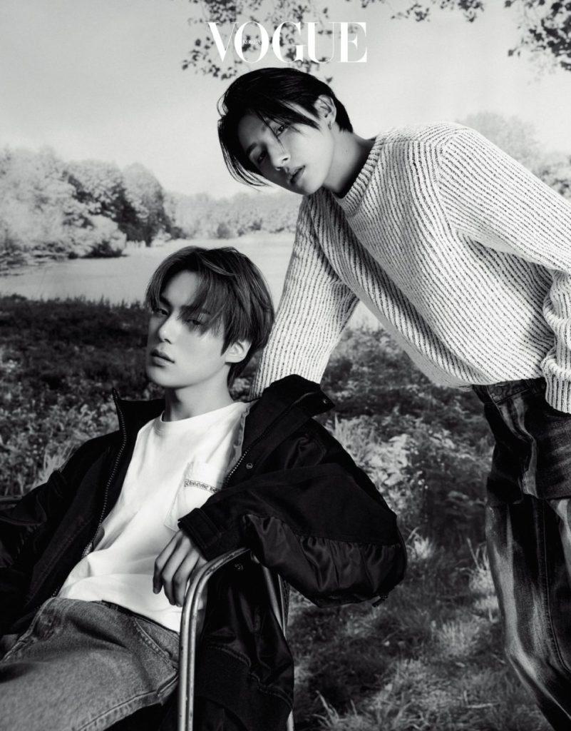 Minhyuk y I.M de MONSTA X hablan sobre su futuro en entrevista para 'Vogue'
