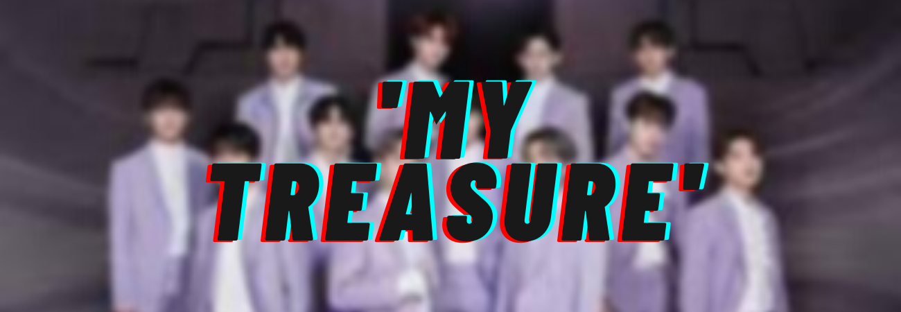 'MY TREASURE' letra en español, de TREASURE