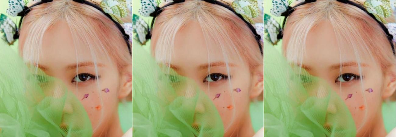 Fotos do set de filmagens Rosé do BLACKPINK vazaram para seu primeiro MV Solo
