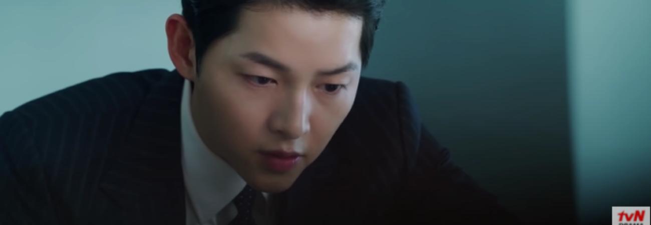 El drama 'Vincenzo' revela un nuevo dramático teaser