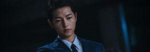 Song Joong Ki se convierte en un frio mafioso en el dorama Vicenzo