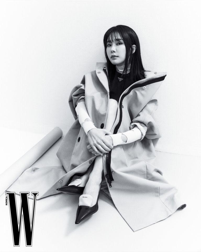 Yoo In Na habla de su personaje en el drama 'Snowdrop' y más