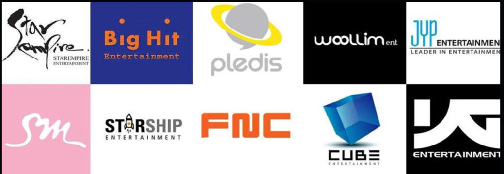 Estas son las agencias de kpop con las mayores ventas de álbumes en Gaon en 2020