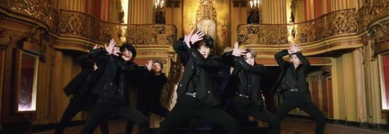 'Black Swan' de BTS supera los 200 millones de streamings en Spotify