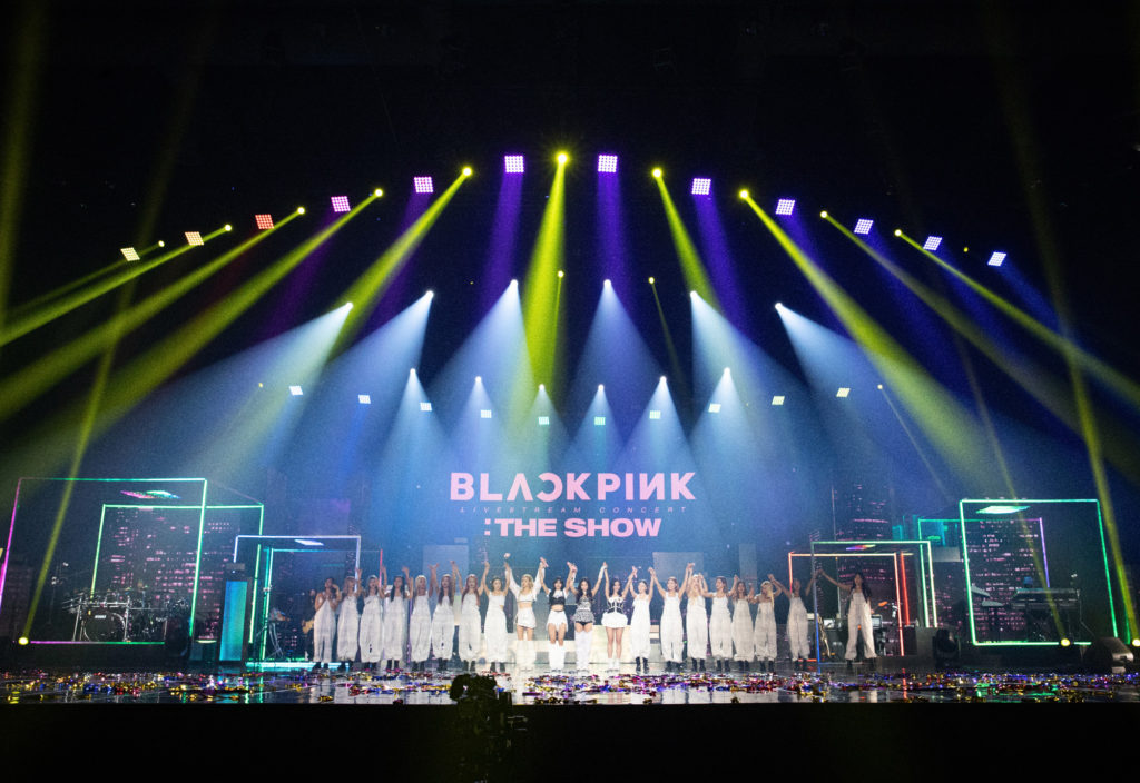 cancoes blackpink the show