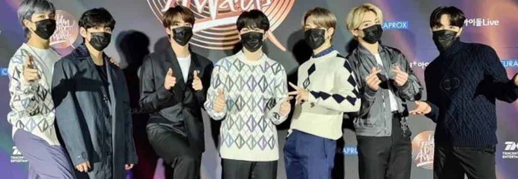 ¿Cuanto costaron los outfits de BTS en los Golden Disc Awards?