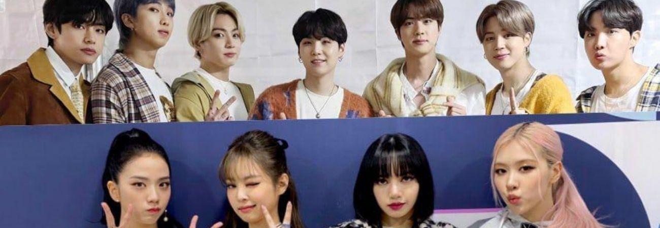 Ranking mensual: Reputación de marca de grupos ídolos de K-pop de enero