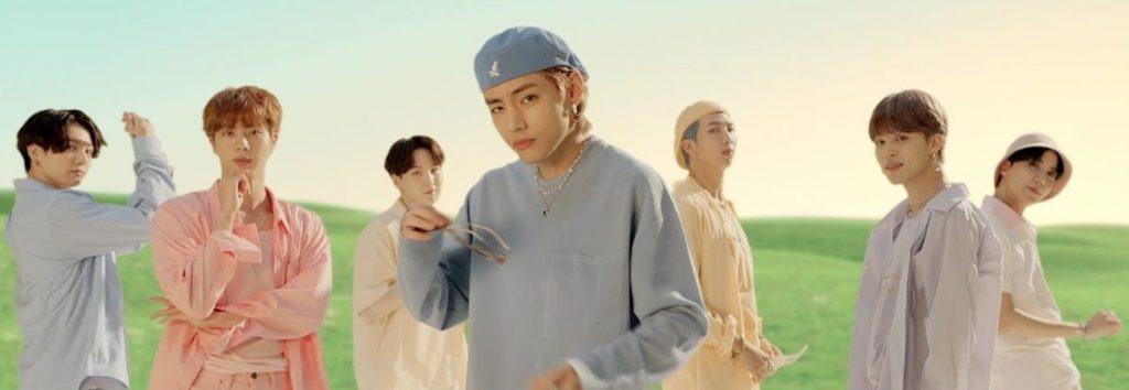 """Vestuarios usados por BTS para el MV de """"Dynamite"""" fueron subastados por más de 16 mil dólares"""