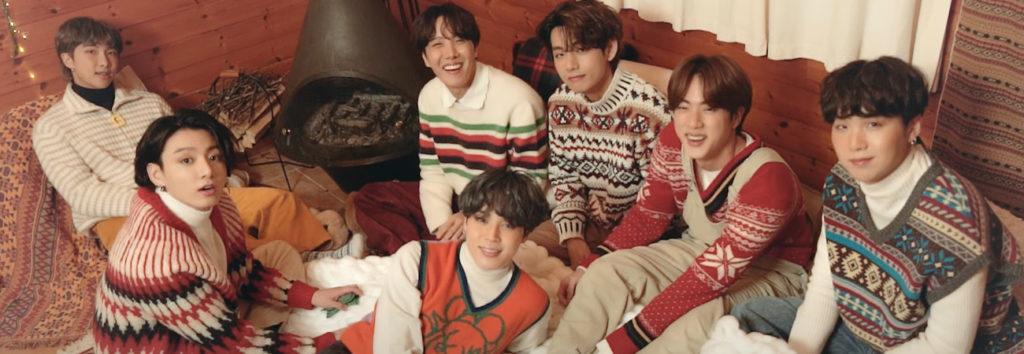 Big Hit ha revelado el trailer de BTS Winter Package 2021