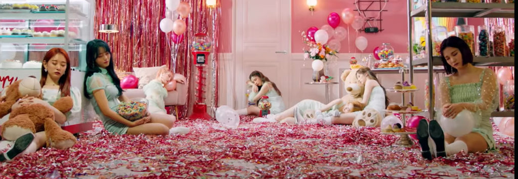 Cherry Bullet presenta su MV teaser para Love So Sweet