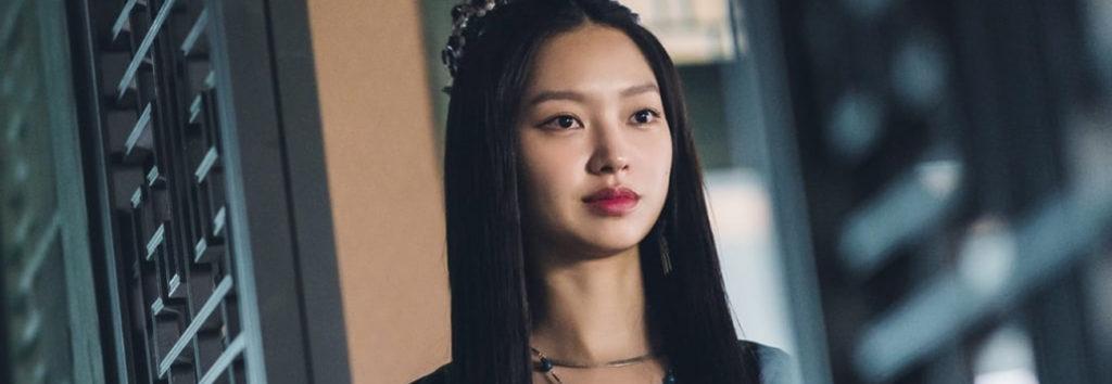 Choi Yoo Hwa es la mujer misteriosa en el dorama coreano River Where The Moon Rises