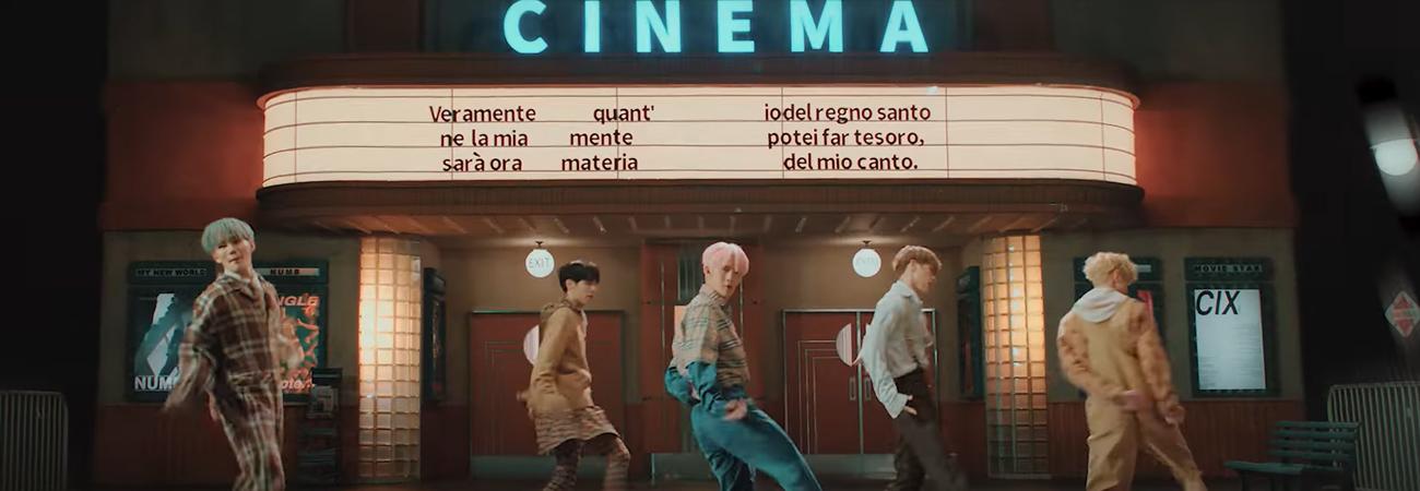¡Vamos con CIX al cine con su MV teaser Cinema!
