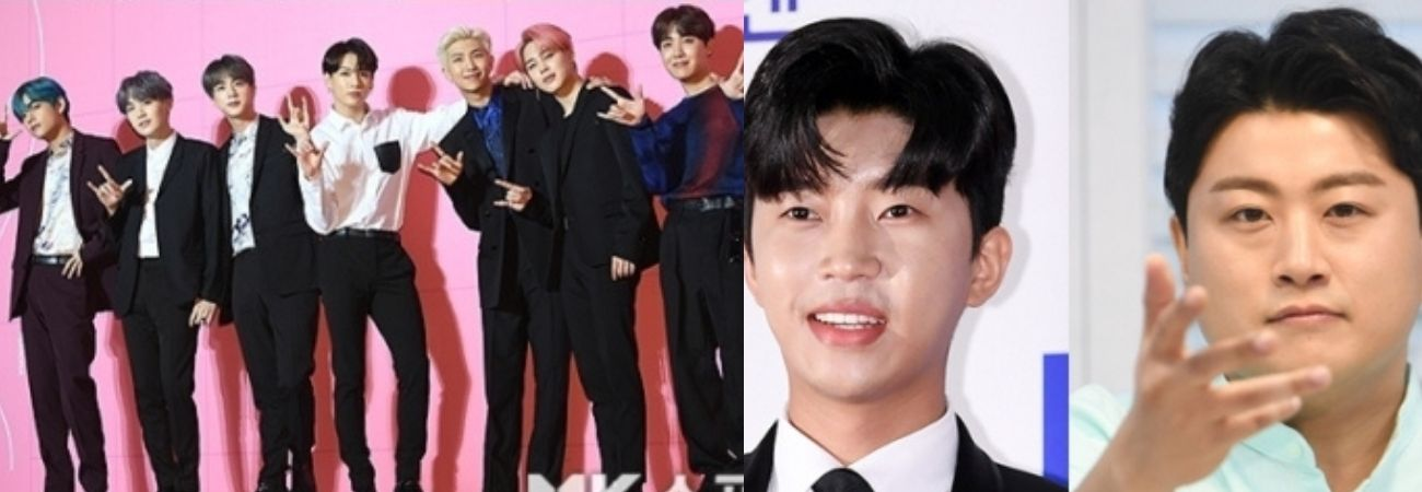 Genie Music dona 50 millones de wones a 'Snail of Love' en nombre de BTS, Lim Young Woong y Kim Ho Joong