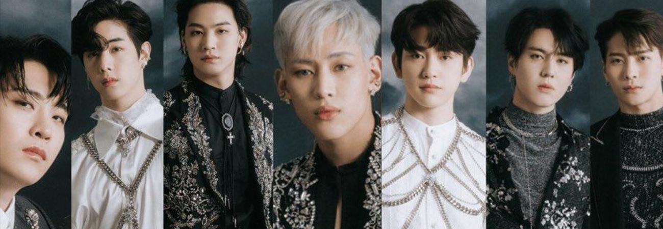 JYP Entertainment confirma la salida de GOT7 y emite declaración oficial