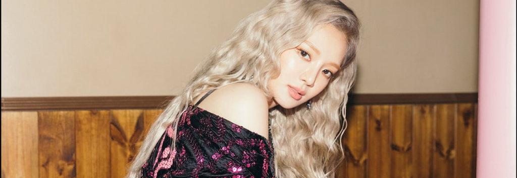 Hyoyeon de Girls Generation habla sobre la controversia del club Burning Sun