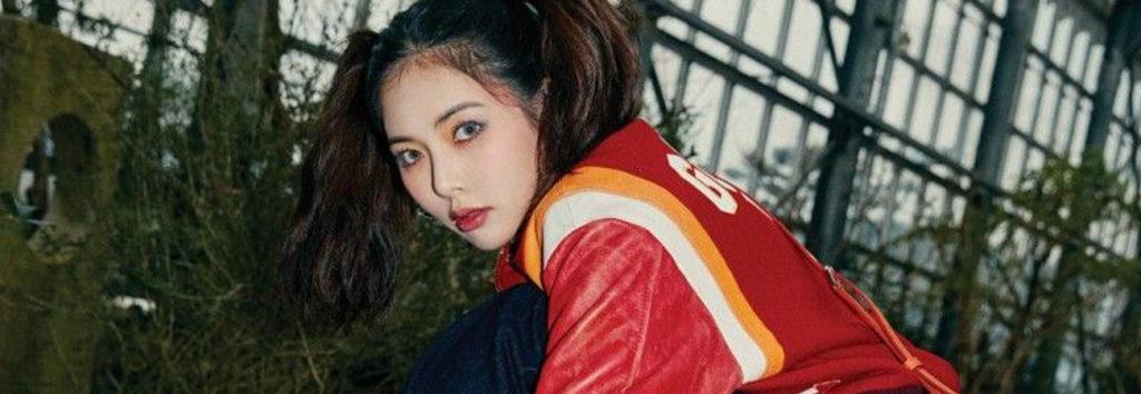 HyunA confirma seu retorno com um novo álbum no final de janeiro