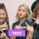 TEST: ¿Qué integrante serías si estuvieras en ITZY?