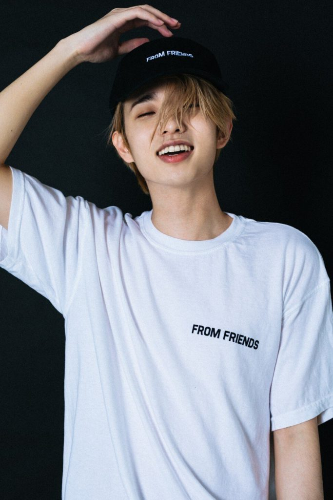 """Jae de DAY6 presenta su línea de ropa """"From Friends"""" + revela la importancia de prestar atención a la salud mental"""