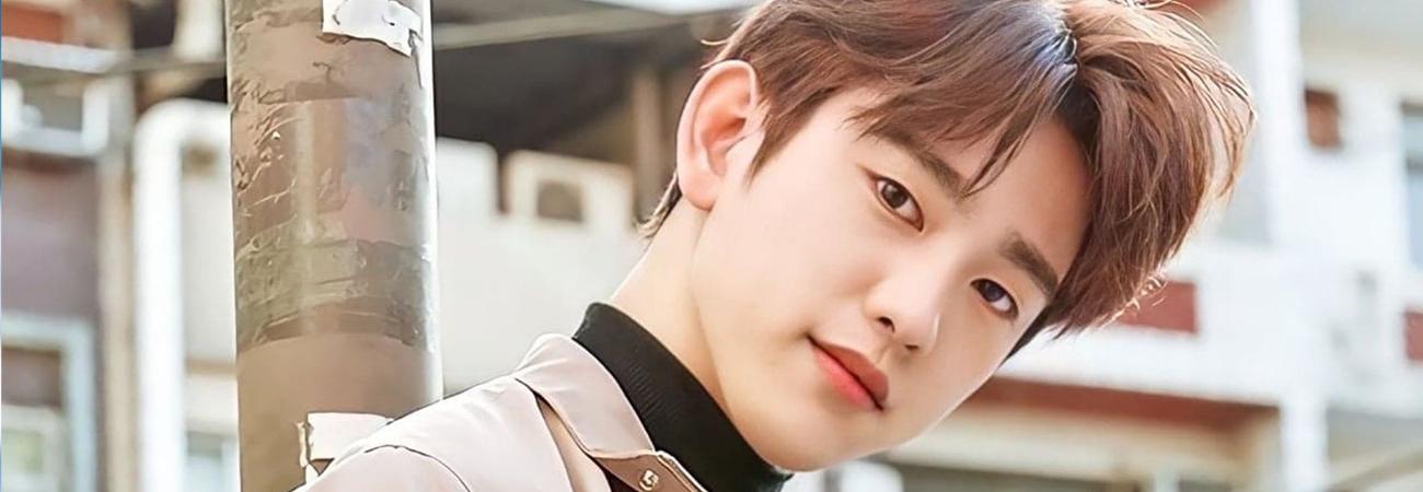 Jinyoung de GOT7 firma contrato exclusivo con BH Entertainment