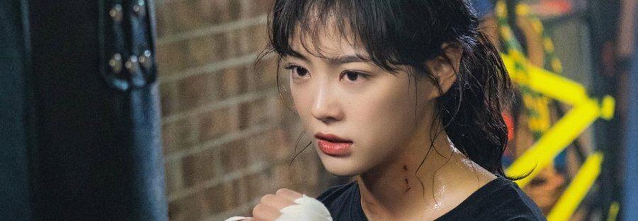 Kim Sejeong expresa la dificultad de grabar las escenas de acción en el dorama The Uncanny Counter