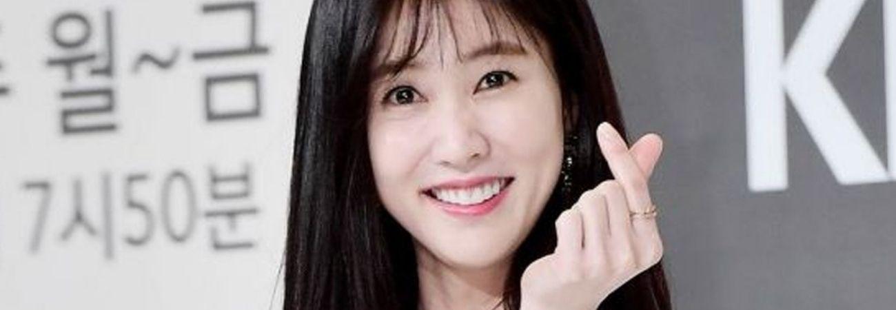 Actriz Lee Soo Kyung se une al elenco de