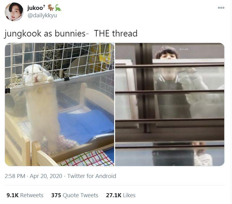 Memes de Jungkook de BTS que todo ARMY necesita