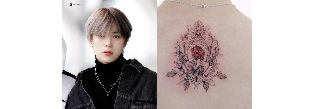 Minhyuk de MONSTA X revela el significado del tatuaje en su espalda