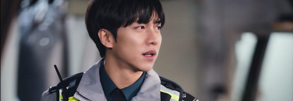 Lee Seung Gi es el policía novato en el dorama Mouse