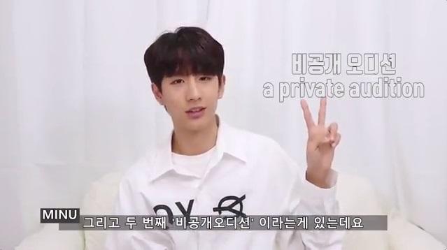 Ex miembro de BOYFRIEND Minwoo revela cómo Exy de Cosmic Girls ingresó a Starship