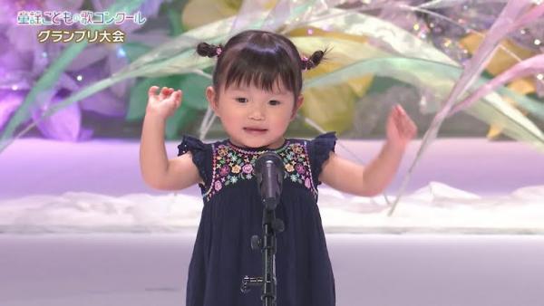 Taeyeon genera controversia por imitación de una niña de 2 años, Nonoka Murakata