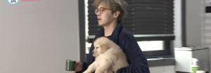 Park Eun Seok responde a las acusaciones por realizar maltrato animal