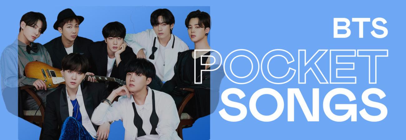 BTS lanza 'Pocket Songs', una lista de reproducción exclusiva en Deezer