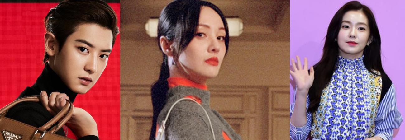 La maldición de Prada: Escándalos de Chanyeol (EXO), Irene (Red Velvet) y Zheng Shuan